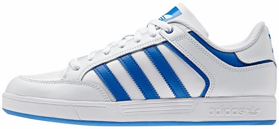 adidas Originals »Varial Low« Sneaker in weiß-blau