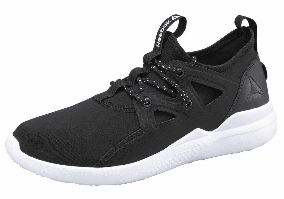 Reebok »Upurtempo 1.0« Fitnessschuh in schwarz-weiß