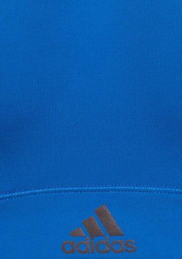 adidas Performance Sport-BH CMMTTD CHILL BRA