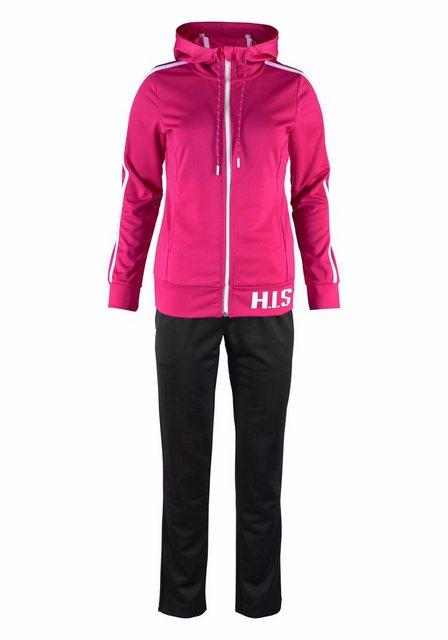 H.I.S Trainingsanzug (Set, 2-tlg) | Sportbekleidung > Sportanzüge > Trainingsanzüge | H.I.S