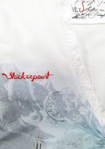 Stockerpoint Trachtenshirt Damen in taillierter Form