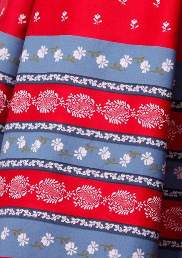 Turi Cottage Costume Skirt With Floret Pattern