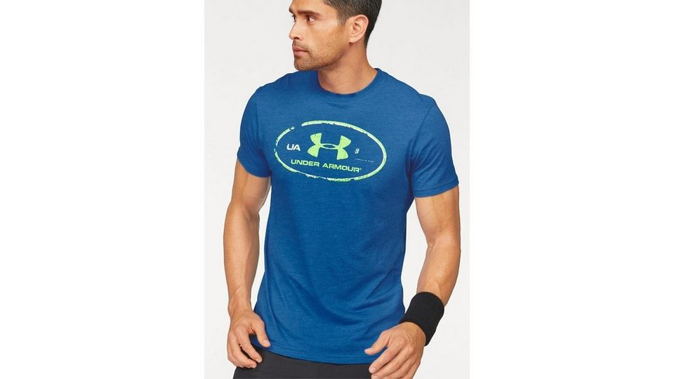 Under Armour® T-Shirt in royalblau