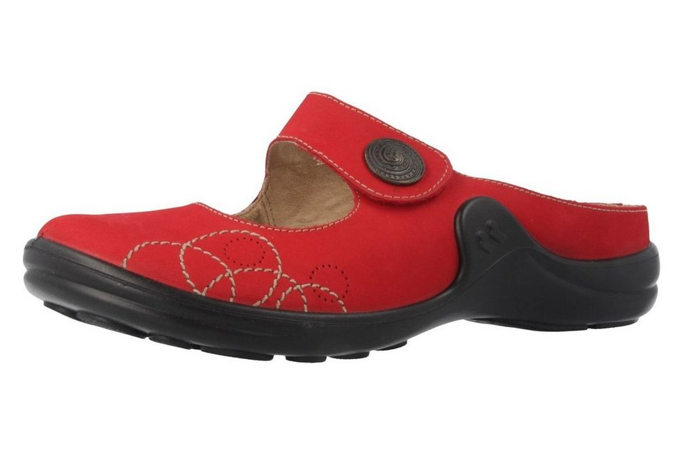 Romika Clogs in Rot