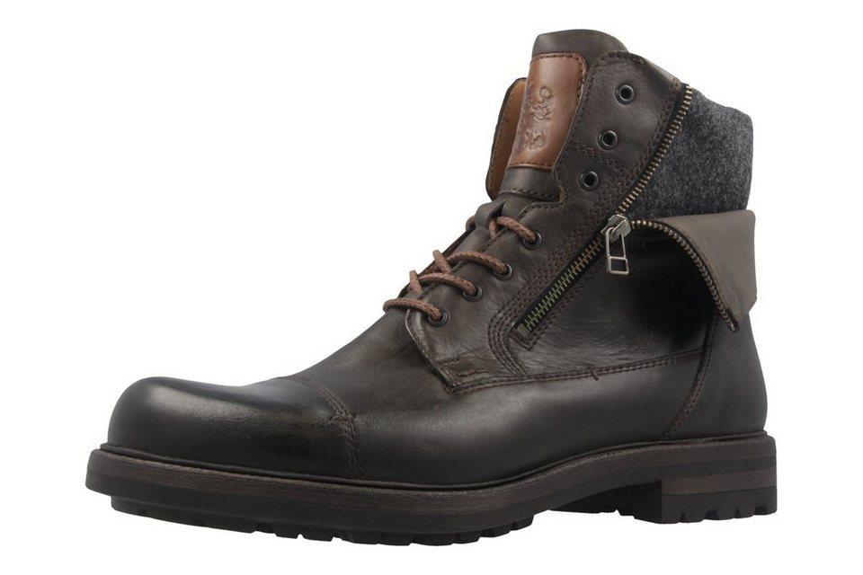 Fretz Men Boots in Braun