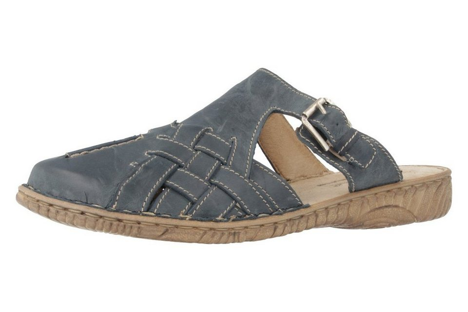 Josef Seibel Clogs in Blau