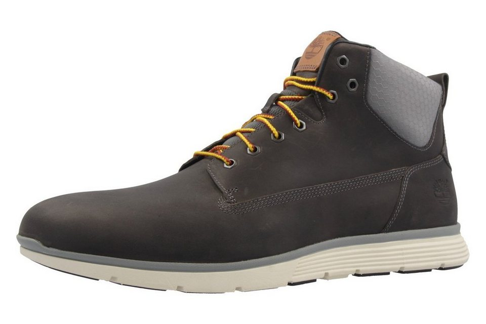 Timberland Boots in Grau