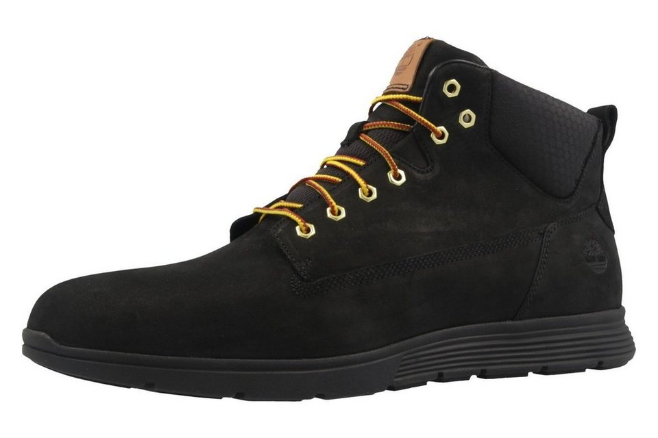 Timberland Boots in Schwarz