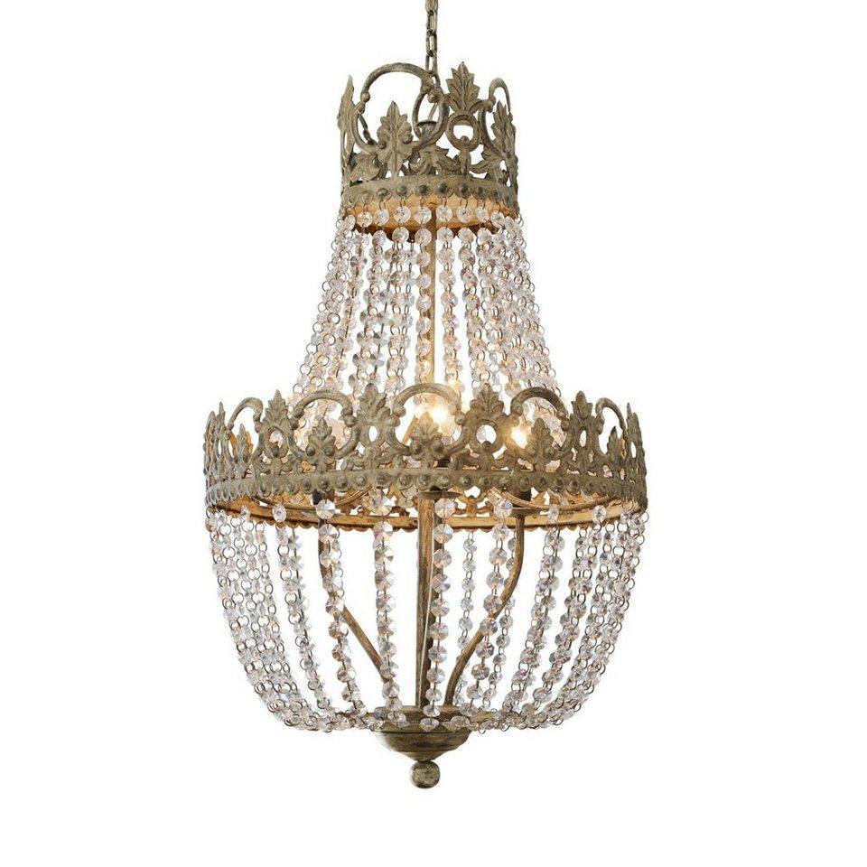 Loberon Leuchter »Latilly« in klar