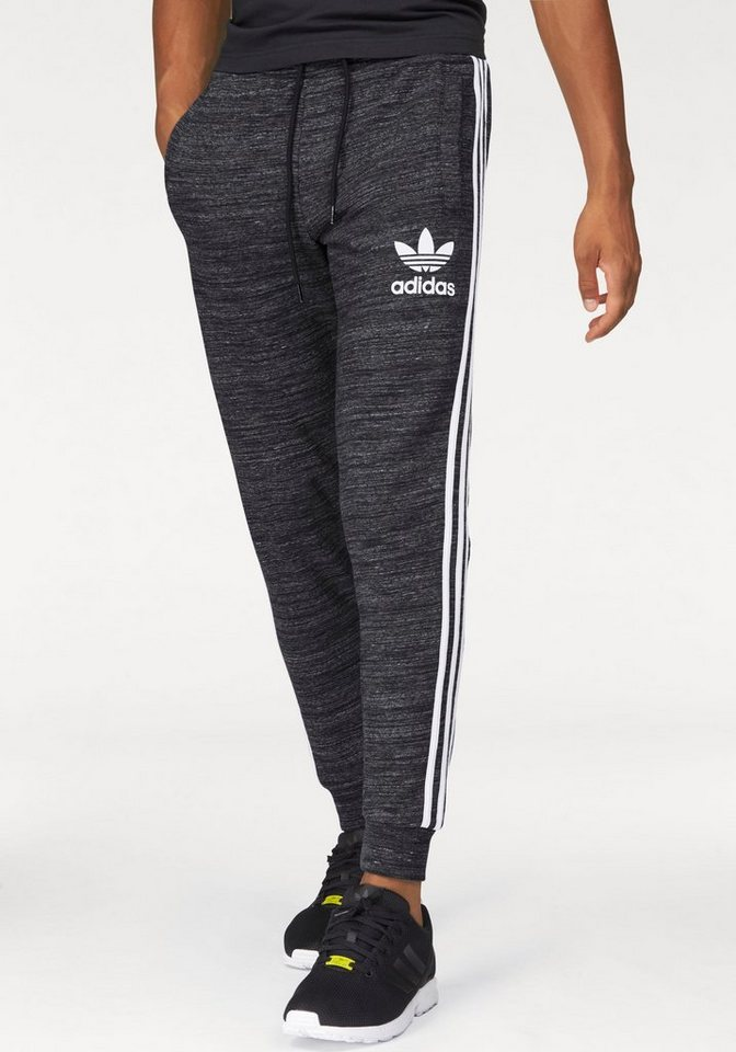 adidas Originals Jogginghose »CLFN FT PANTS« in anthrazit