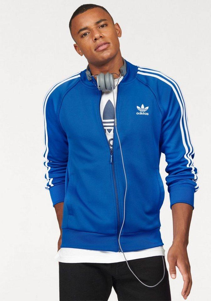 adidas Originals Trainingsjacke »SST TT« in blau