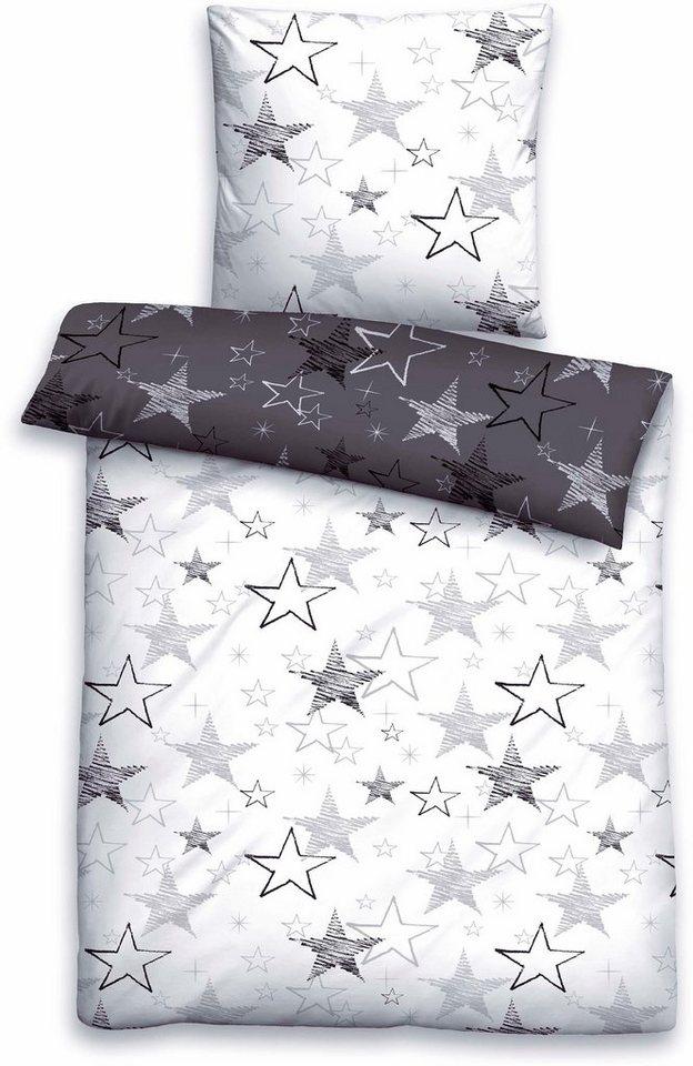 Bettwasche Grun Mit Sternen : shining mit vielen sternen artikeldetails bettwäsche mit muster mit
