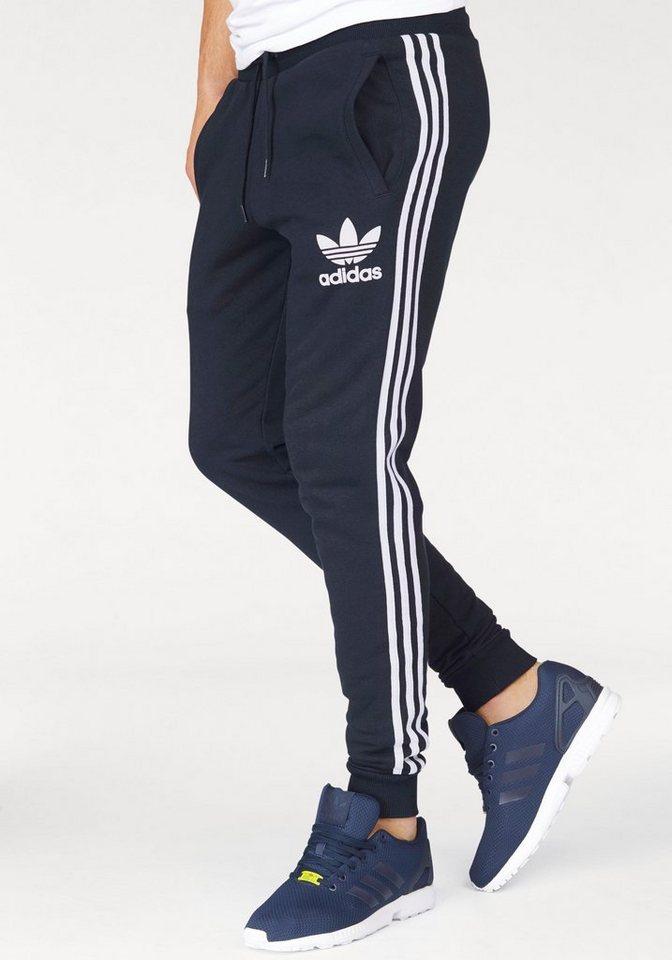 adidas Originals Jogginghose »CLFN CUFFED FT« in marine