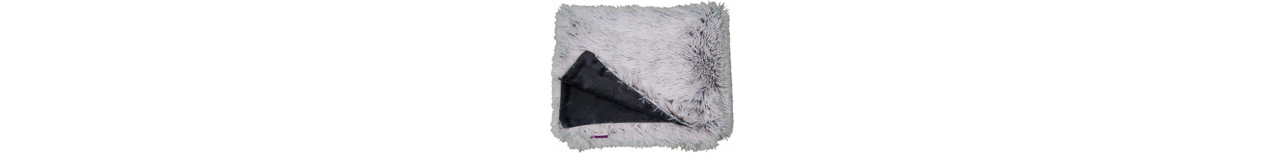 Wohndecke, Tom Tailor, »Fluffy«, mit Kuscheloberfläche