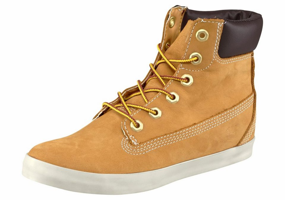 Timberland »Flannery« Outdoorschuh in beige
