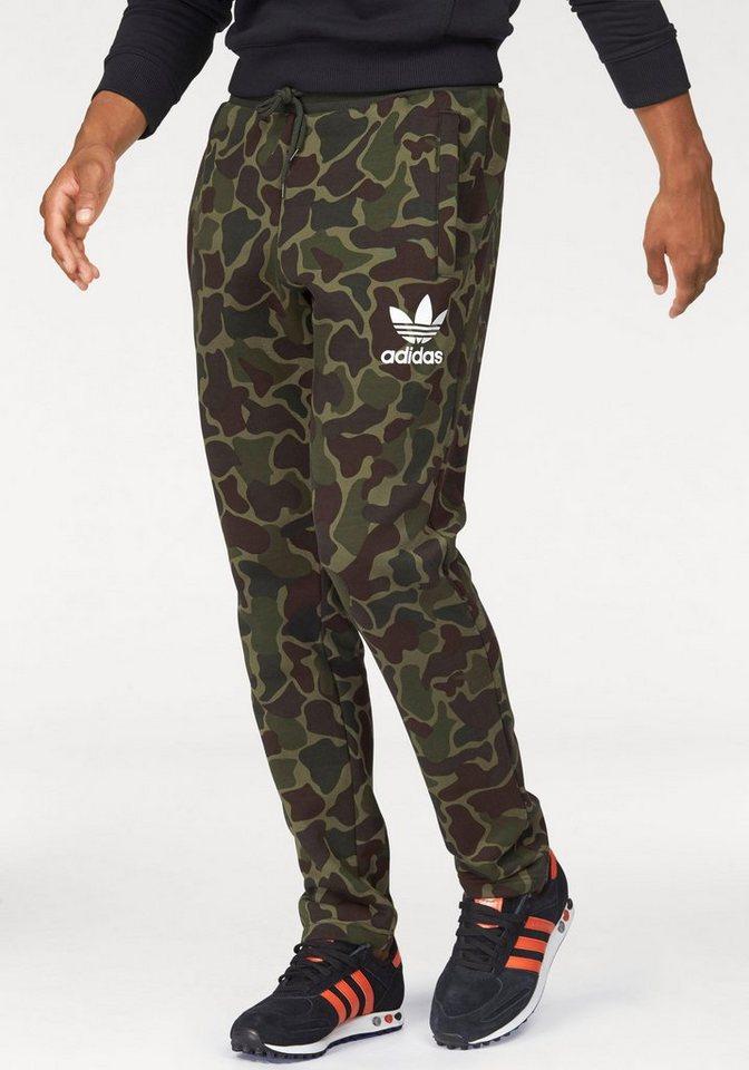 adidas Originals Sweathose »CAMO SWEATPANT« in khaki