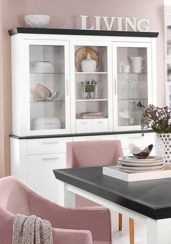 home affaire buffet siena breite 184 cm kaufen otto. Black Bedroom Furniture Sets. Home Design Ideas