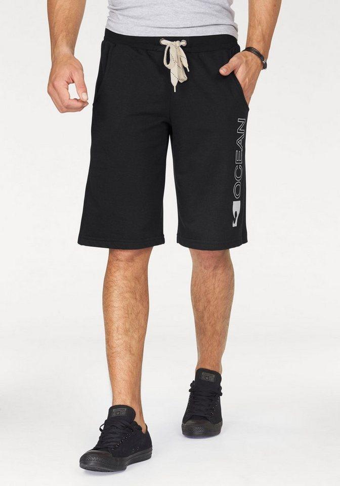 Ocean Sportswear Sweatshorts in schwarz