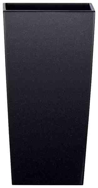 Prosperplast Blumentopf »Urbi Square 325«, schwarz, B/T/H: 33/33/61 cm