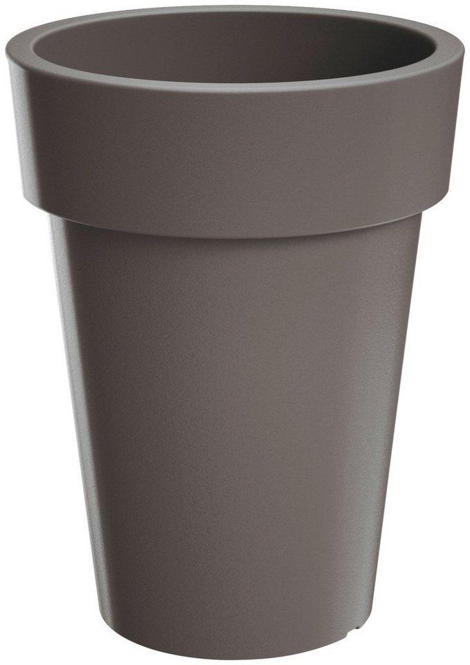 Blumentopf »Lofly Slim 400«, grau, Ø/H: 40/52 cm