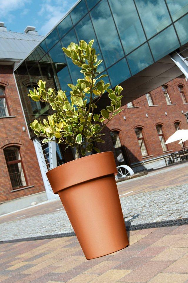 Blumentopf »Lofly Slim 400«, terracotta, Ø/H: 40/52 cm