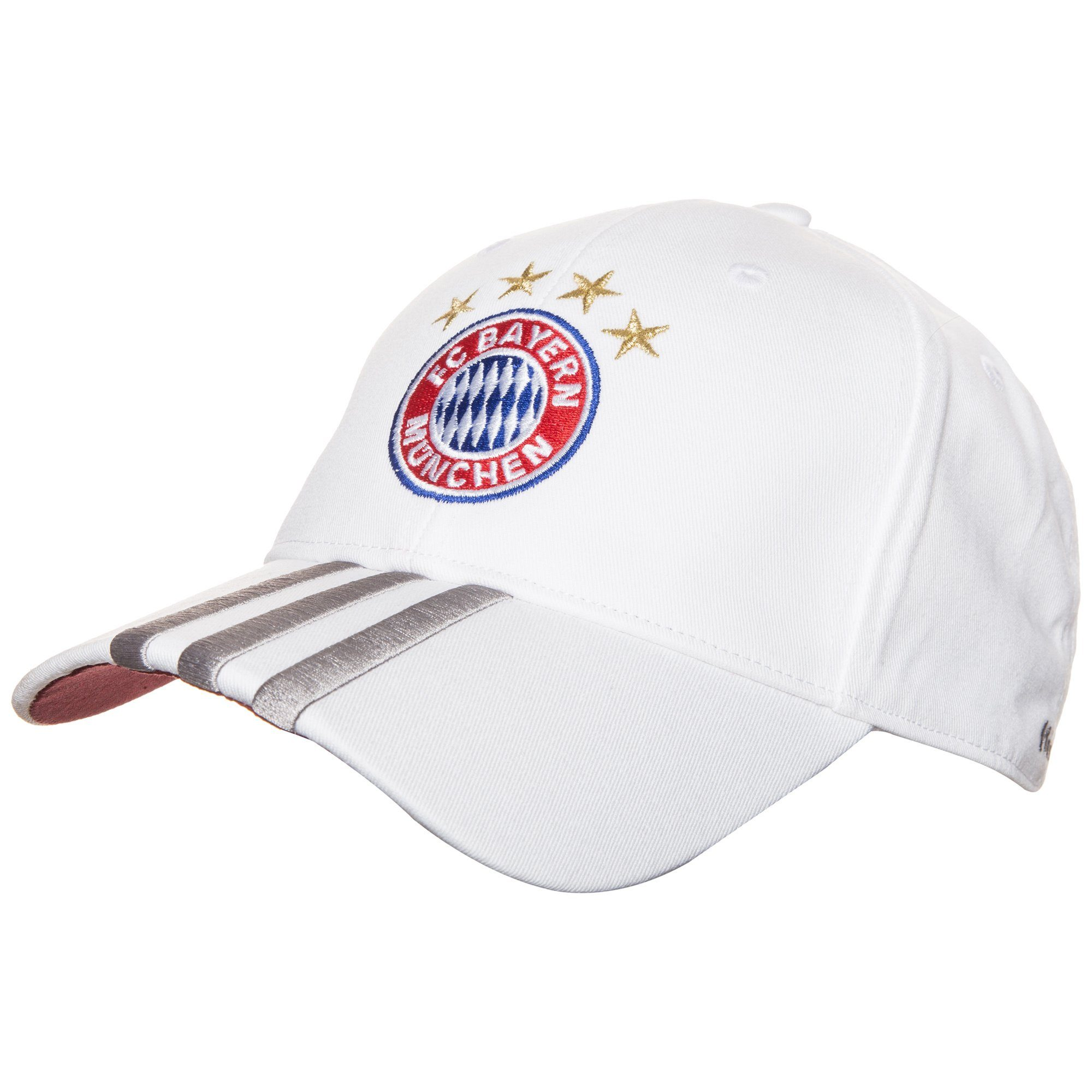 adidas Performance FC Bayern München 3S Cap