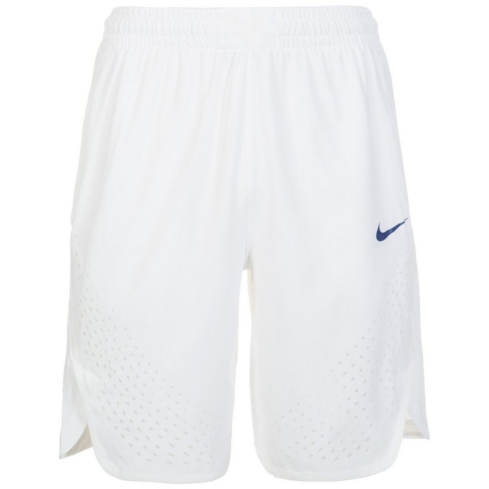 NIKE Vapor USA Replica Basketballshort Herren in weiß