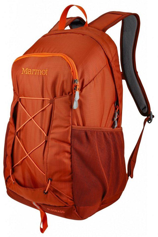 Marmot Sport- und Freizeittasche »Eldorado 29L Backpack« in orange