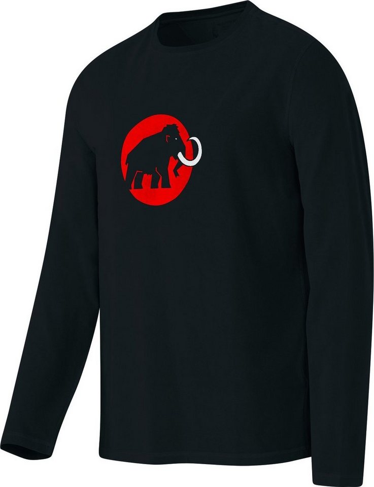 Mammut Sweatshirt »Snow Longsleeve Shirt Men« in schwarz