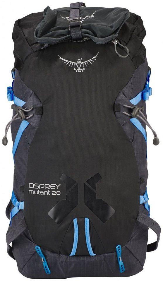 Osprey Sport- und Freizeittasche »Mutant 28 Backpack M/L« in schwarz
