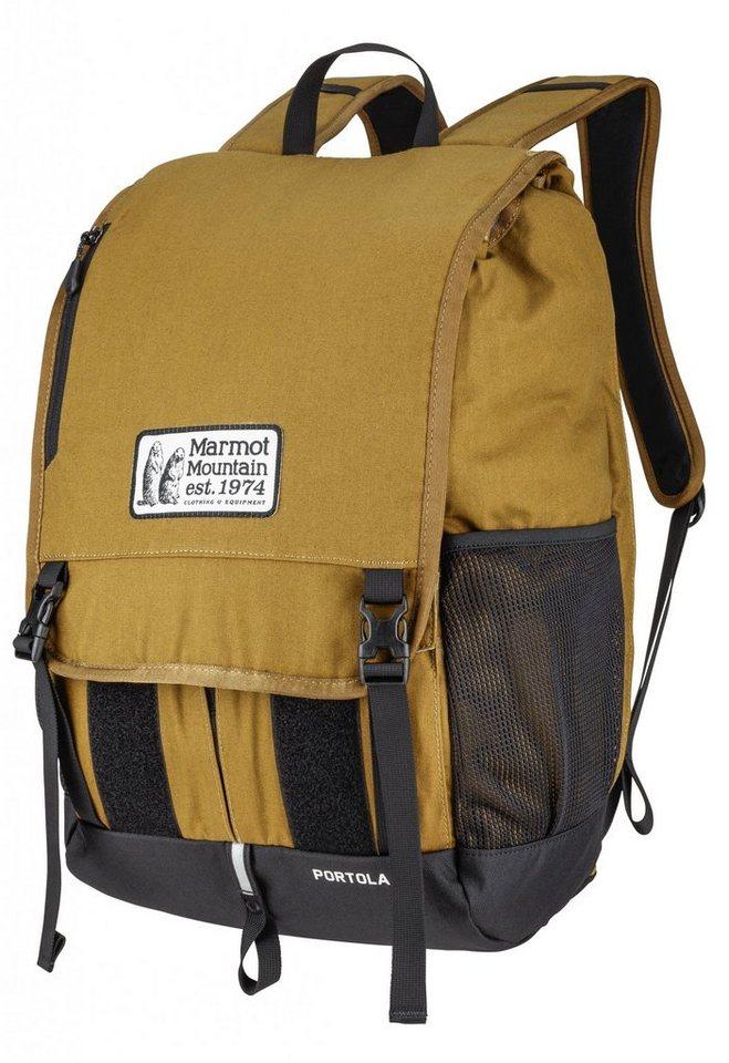 Marmot Sport- und Freizeittasche »Portola 29L Backpack« in braun