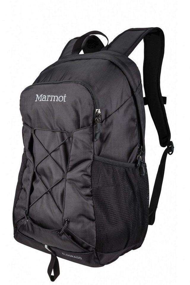 Marmot Sport- und Freizeittasche »Eldorado 29L Backpack« in schwarz