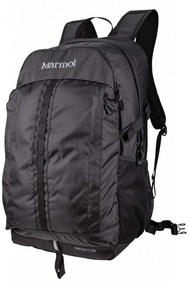 Marmot Sport- und Freizeittasche »Brighton 30L Backpack« in schwarz