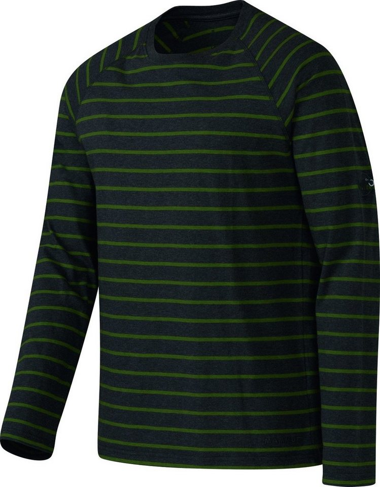 Mammut Sweatshirt »Crag Longsleeve Shirt Men« in grün