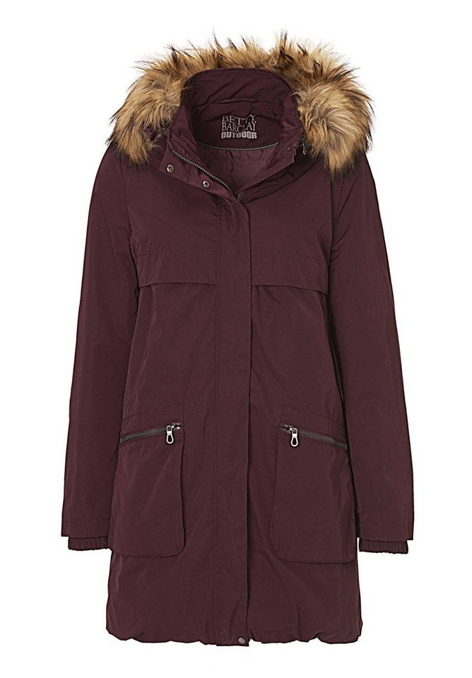 Betty Barclay Jacke in Port Royale - Rot