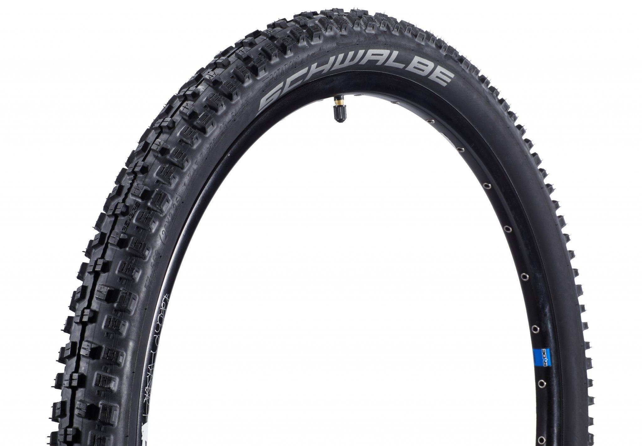 Schwalbe Fahrradreifen »Nobby Nic EVO 26 x 2.25 LiteSkin PaceStar faltbar«