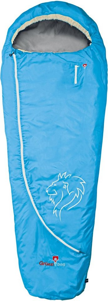 Grüezi bag Leichtschlafsack, »Mumie Lion«