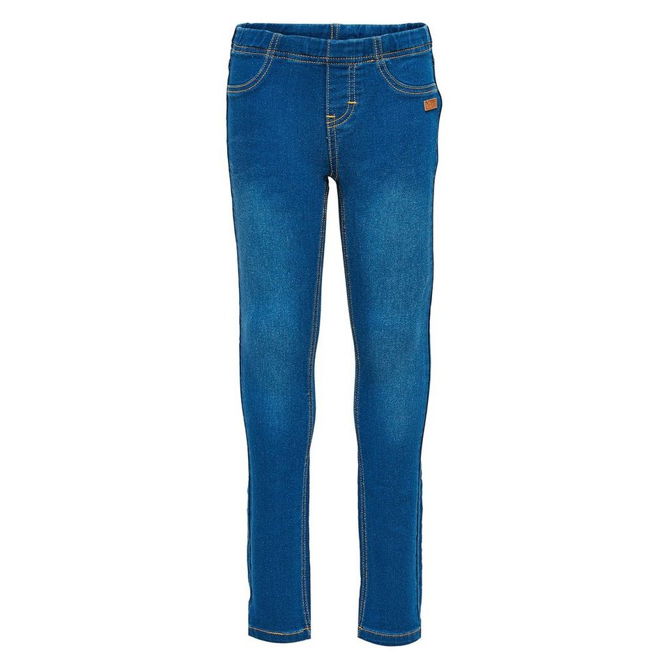 LEGO Wear Brick N Bricks Jeans Slim Fit Slim Legs Invent Hose Pants in denim blue