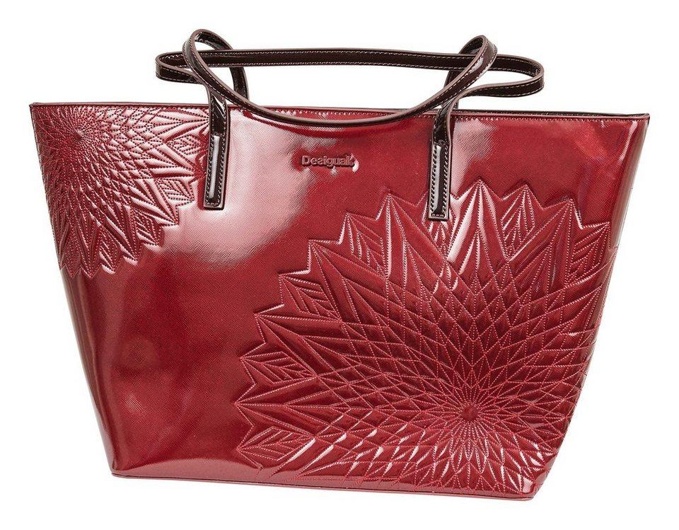 Desigual Handtasche »BOLS SAN FRANCISCO KATIA« in rot