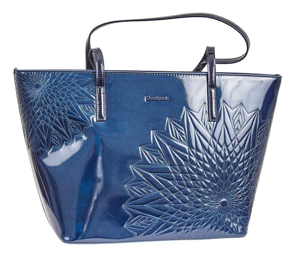Desigual Handtasche »BOLS SAN FRANCISCO KATIA« in blau