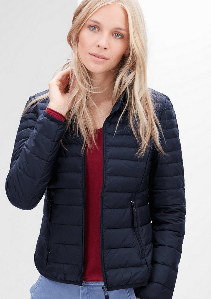 s.Oliver RED LABEL Light Down-Steppjacke in blue
