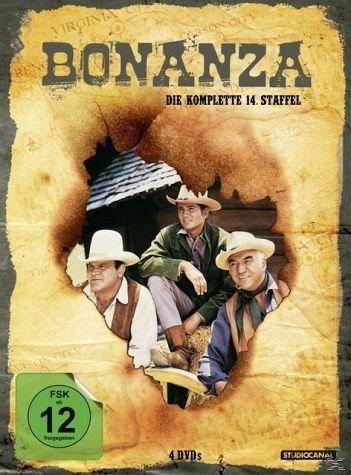 DVD »Bonanza - 14. Staffel«