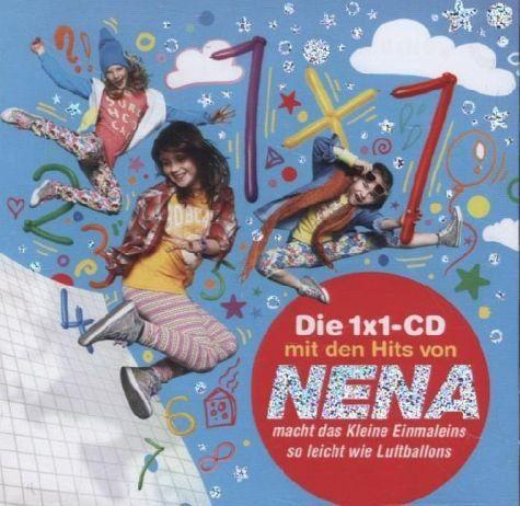 Audio CD »Nena: Das 1x1 Album Mit Den Hits Von«