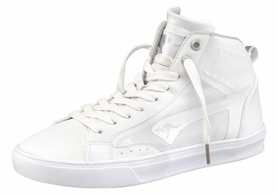 KangaROOS »K-Gaz III« Sneaker in weiß