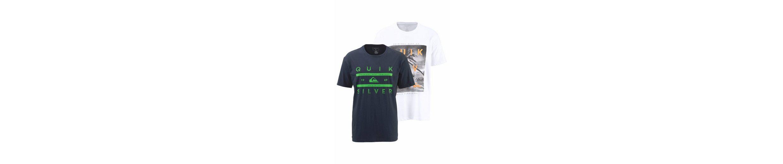 Quiksilver T-Shirt PACK SS TEE YM GRID REEF