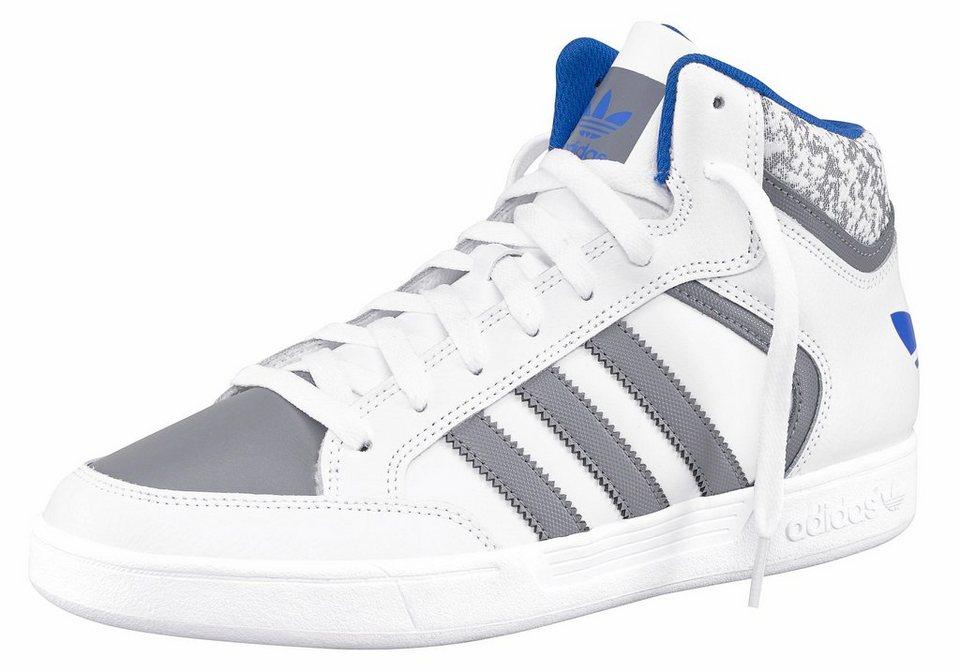 adidas Originals »Varial Mid« Sneaker in weiß-grau-blau
