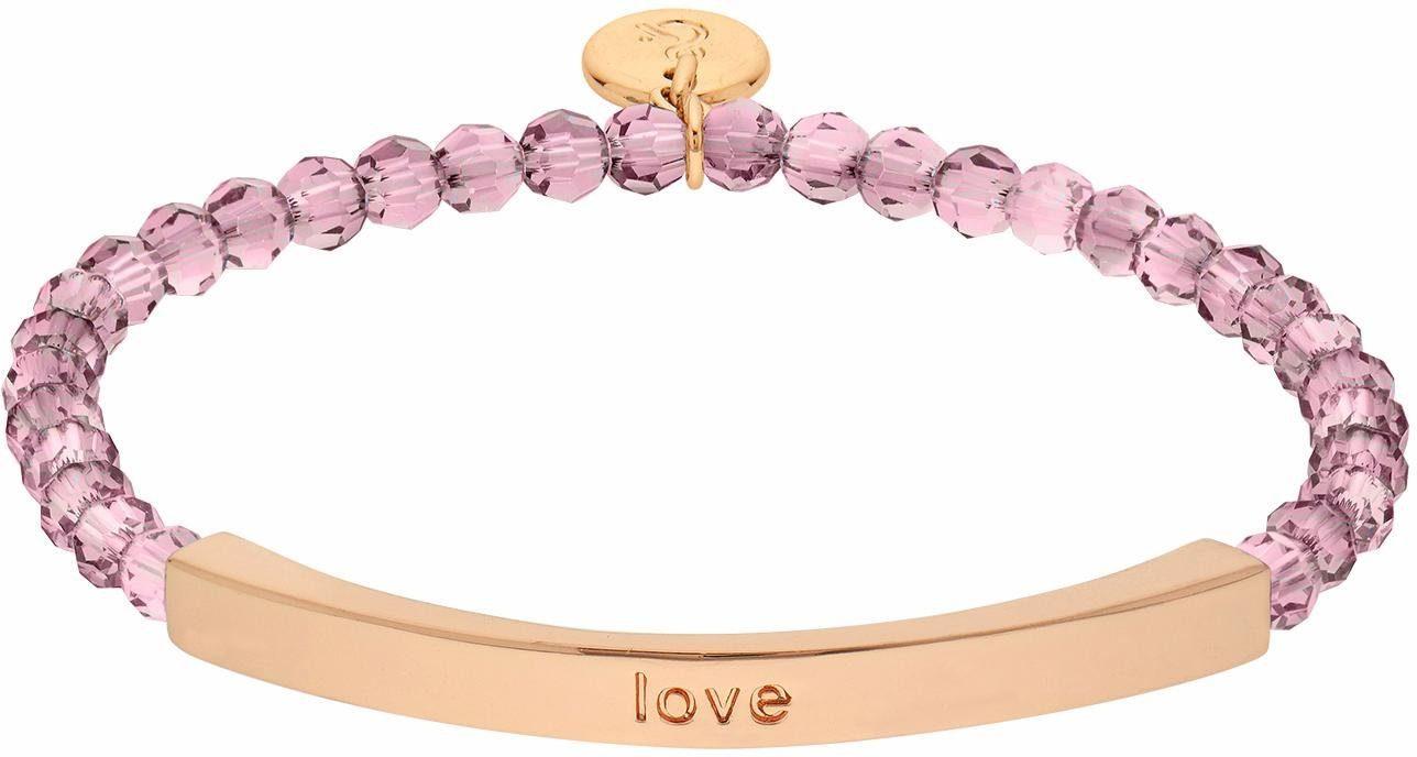 Lolaandgrace Armband »COAST LOVE BRACELET, 5251927«, mit Swarovski® Kristallen