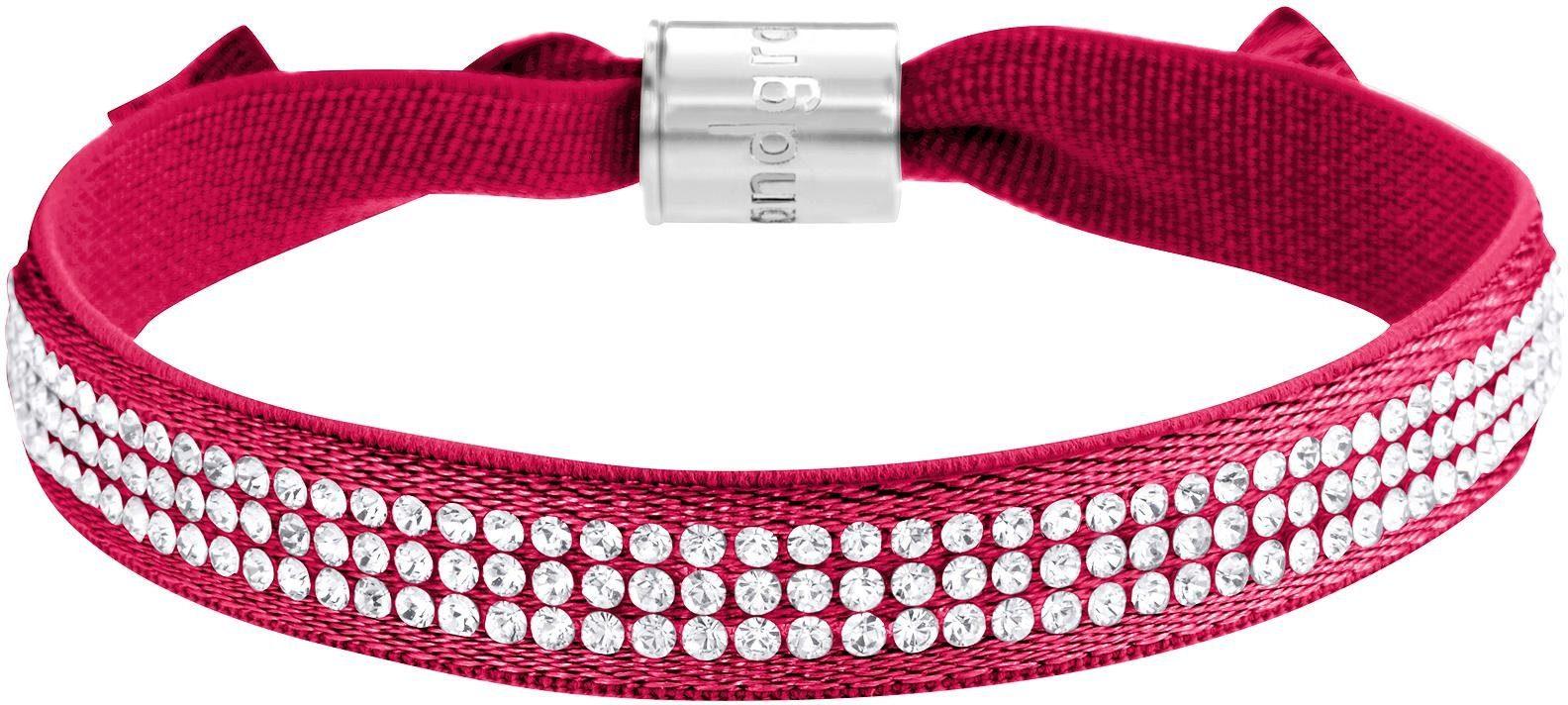 Lolaandgrace Armband »STREET BRACELET, 5117314«, mit Swarovski® Kristallen