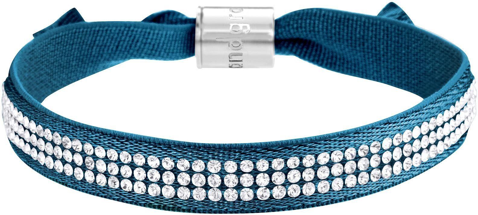 Lolaandgrace Armband »STREET BRACELET, 5117318«, mit Swarovski® Kristallen