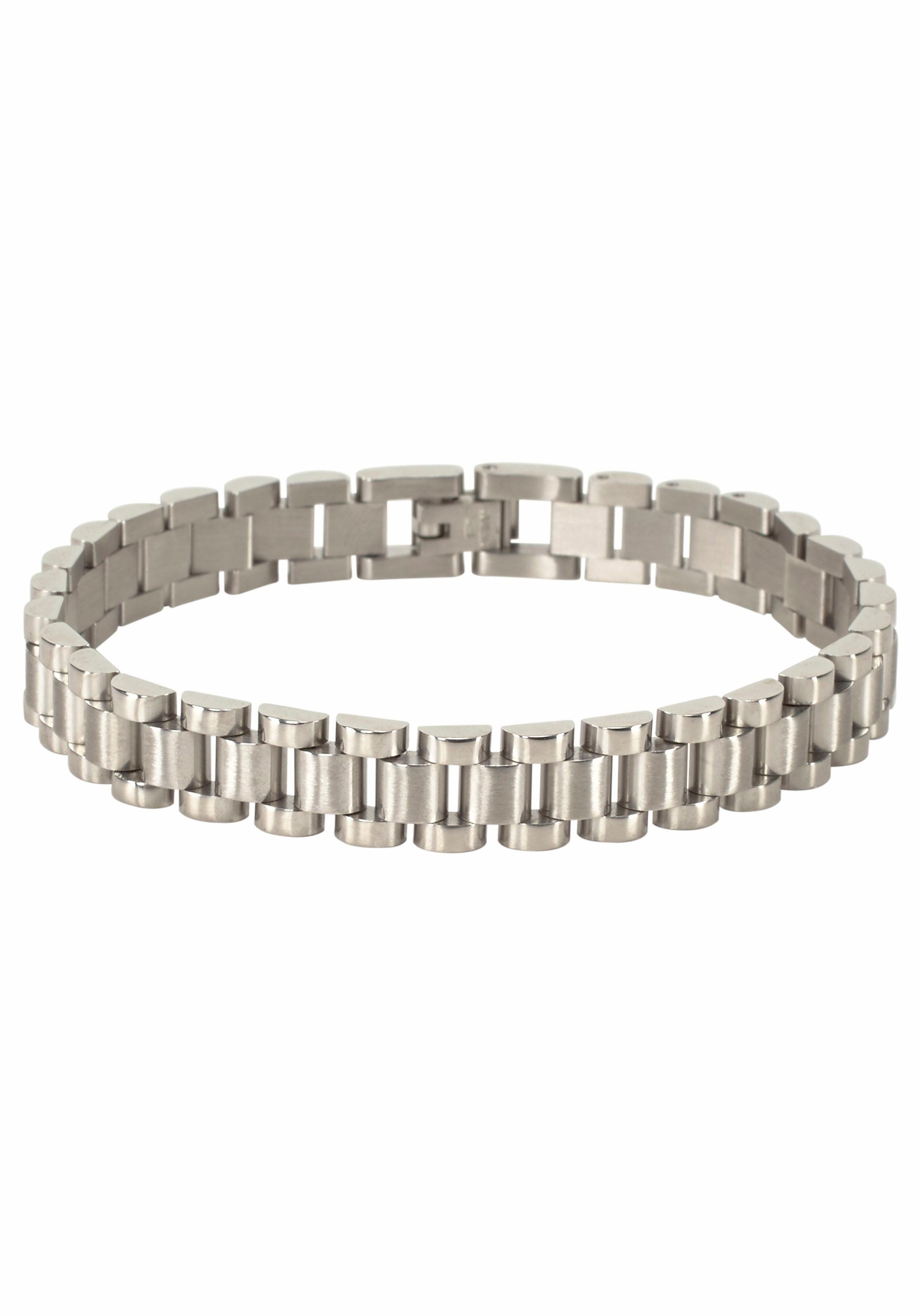 J.Jayz Armband im eleganten Design, Edelstahl